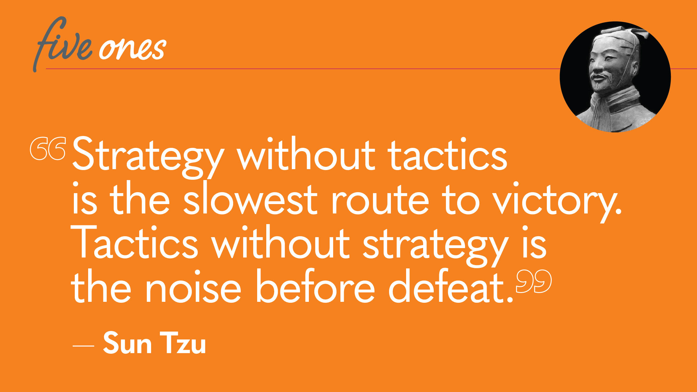 Strategy without Tactics Blog